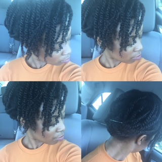 How I Achieved Maximum Hair Growth Length Retention In 3 Months Kinkzwithstyle
