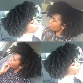 hair lit