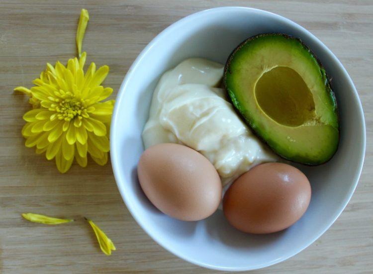 egghairmask